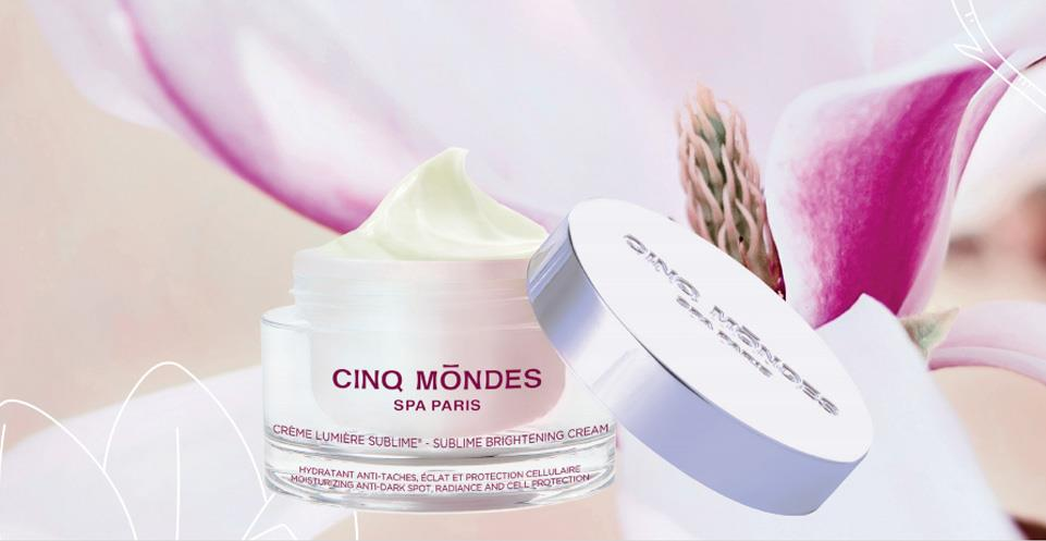 The Art of the Perfect Complexion by Cinq Mondes