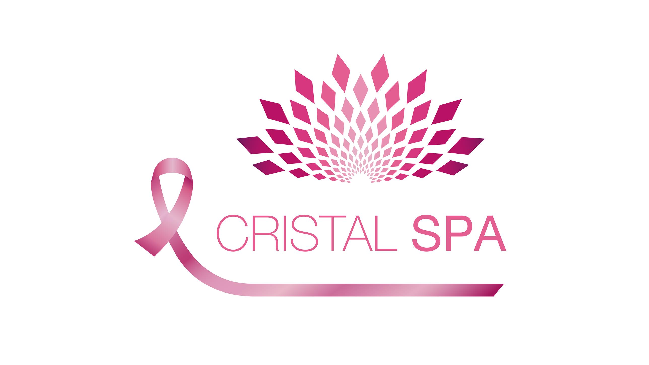 Cristal Spa se met en rose