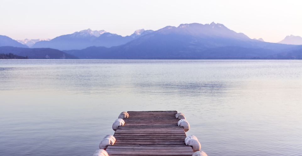 Annecy, an ideal place for a well-being break at the spa
