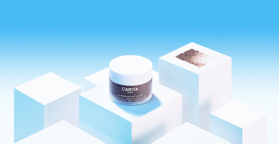 Fill up on new products at Carita!