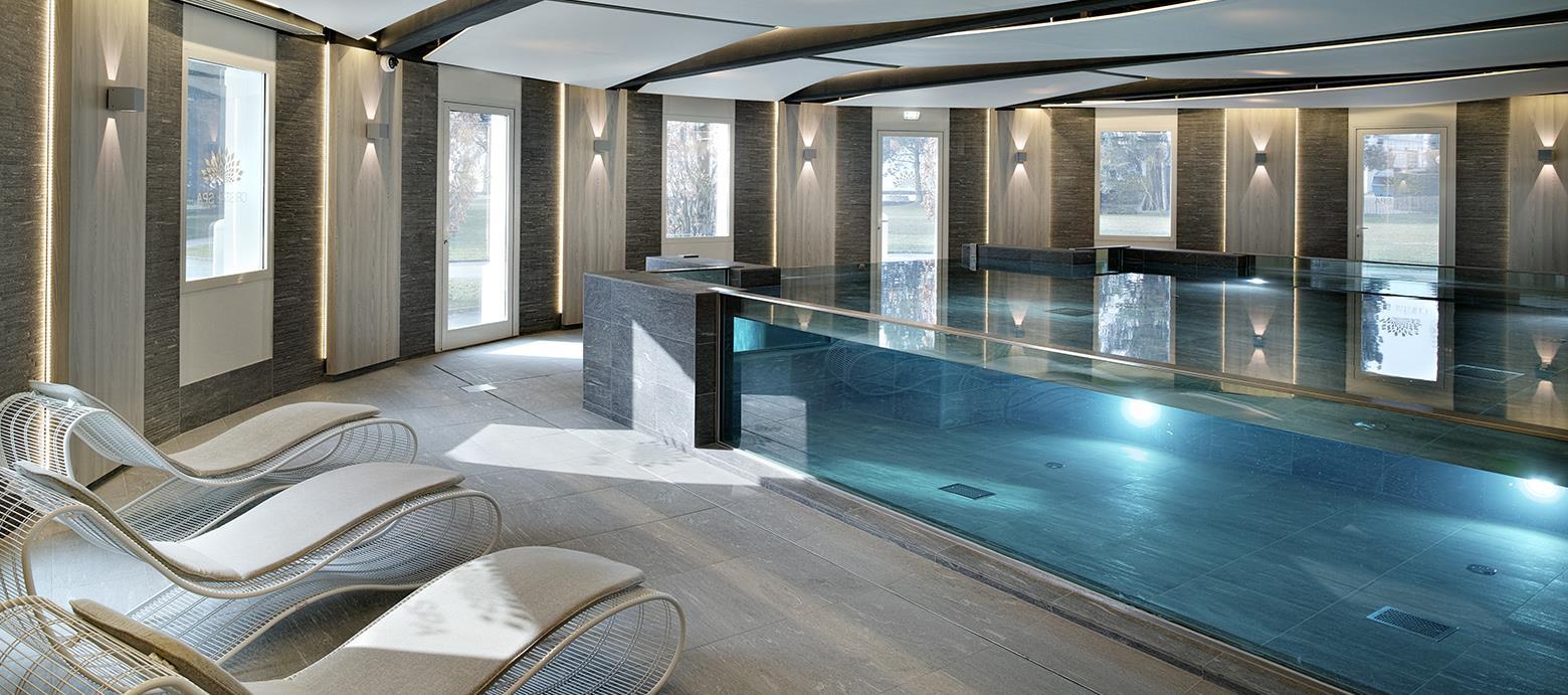 Cristal Spa Annecy - piscine